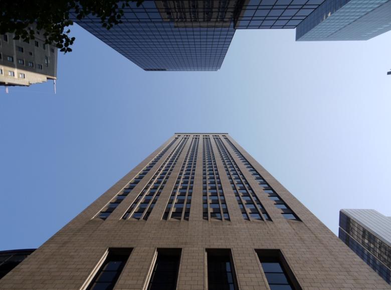 ソニープラザビル(旧AT&Tビル...