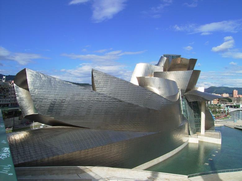 ビルバオ・グッゲンハイム美術館 | ビルバオのグッゲンハイム美術館(スペイン)No.3  | Tabi/世界の建築 | お知らせ | デザイナーズマンション,株式会社リネア建築企画